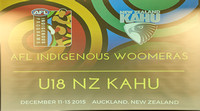 2015 AFL Indigenous Woomeras Tour: Welcome Dinner