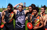 2017 AFL New Zealand U18's and Port Adelaide Indigenous Academy - Combined Training
