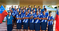 Samoa Junior Mens Team
