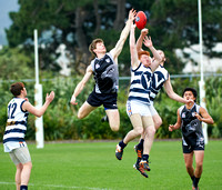 2012 NZ Hawks vs VAFA Under 18: Game 2
