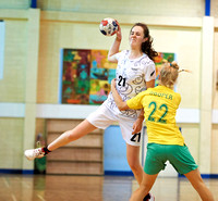 2012 OCHF Challenge Cup Junior Womens Final: Australia vs New Zealand