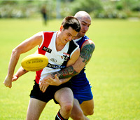 2011 WAFL: Bulldogs vs Saints