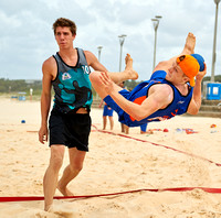 2013 Australian Beach Handball Championships: Friday