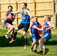 2015 WAFL: Bulldogs vs Eagles