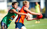 2013 AFL NZ U16 National Champs: Giants vs Suns