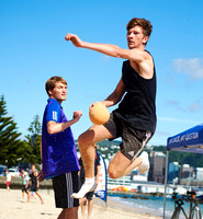 2015 Wellington Beach Handball - Part 1