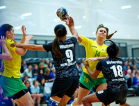 2013 Oceania Handball Womens World Championship Qualification: New Zealand vs Australia Game 2