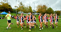 2016 ANZAC Weekend Game 2: New Zealand Kahu Youth Girls vs AFL South Peninsula Saints Youth Girls