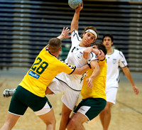 2010 Oceania Handball World Championship Qualification  Tournament: New Zealand vs Australia