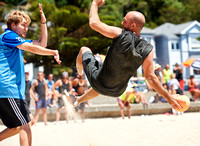 2015 Wellington Beach Handball - Part 3
