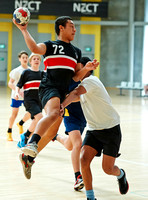2013 Junior Boys Handball League Term 3: Scots College 2 vs St Pats 1