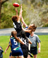 2014 AFL International Youth Girls Cup: Game 1