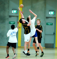 2013 Junior Boys Handball League Term 3: St Pats 2 vs Wellington College 2