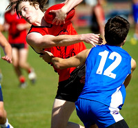 2010 Under 20 National Champs: Auckland vs Canterbury