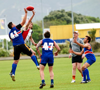 2014 WAFL: Bulldogs vs Saints