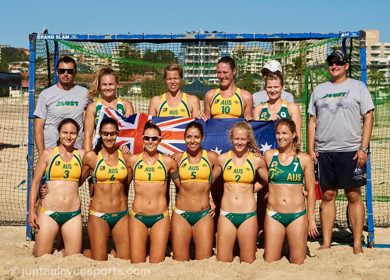 jun tanlayco sports images 2016 oceania beach handball world