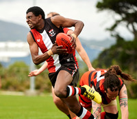 2016 WAFL: Saints vs Demons