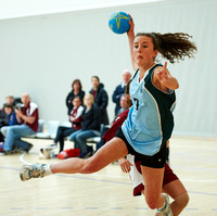 2014 NZHF NZ Secondary Schools Handball Champs: Games 3 to 8