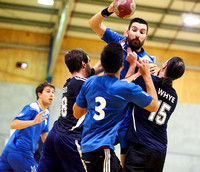 2014 Massey University Tournament: Morning Games