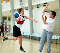 2014 NZHF NZ Secondary Schools Handball Champs: First 2 Games